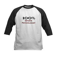 100 Percent Sports Psychologist Tee