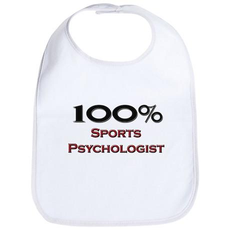 100 Percent Sports Psychologist Bib