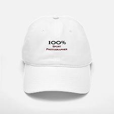 100 Percent Sport Photographer Baseball Baseball Cap