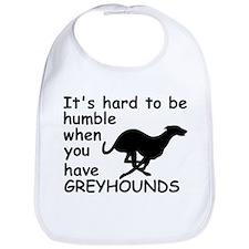 Greyhound Bib/Humble