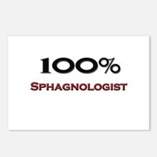 100 Percent Sphagnologist Postcards (Package of 8)