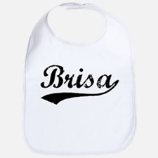 Vintage Brisa (Black) Bib
