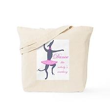 Greyhound Tote Bag/Dance