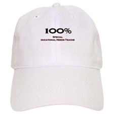100 Percent Special Educational Needs Teacher Baseball Cap