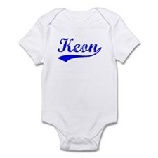 Vintage Keon (Blue) Infant Bodysuit
