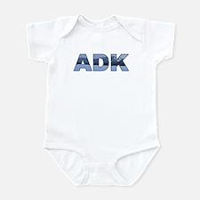 ADK Adirondack Infant Bodysuit