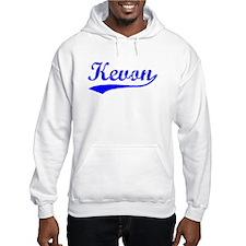 Vintage Kevon (Blue) Hoodie