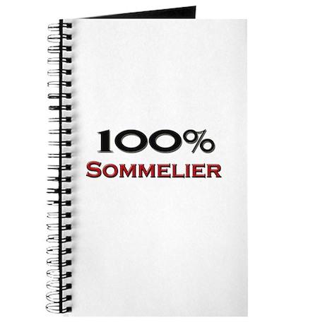 100 Percent Sommelier Journal