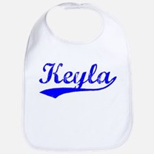 Vintage Keyla (Blue) Bib