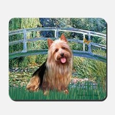 Bridge-AussieTerrier Mousepad