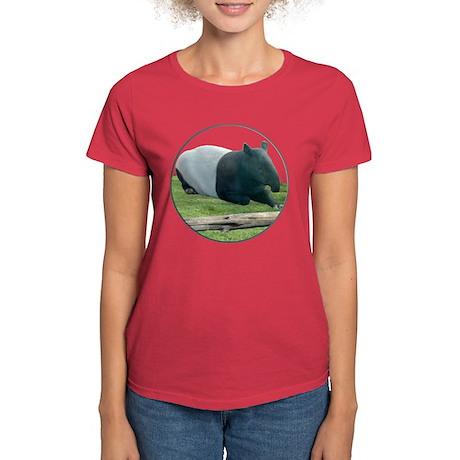 Helaine's Tapir Women's Dark T-Shirt