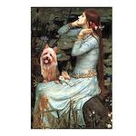 Ophelia-Aussie Terrier Postcards (Package of 8)