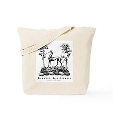Greyhound Tote Bag/Houndus