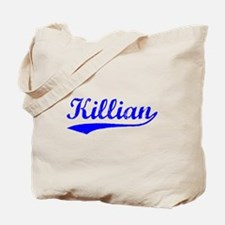 Vintage Killian (Blue) Tote Bag