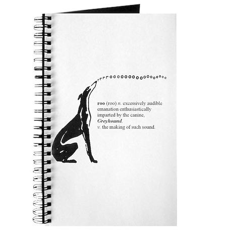 Greyhound Journal/Roo