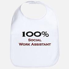 100 Percent Social Work Assistant Bib