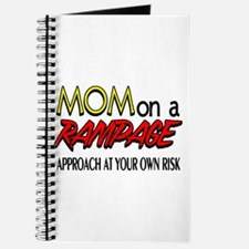Mom on a rampage Journal