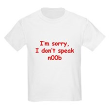 n00b speak T-Shirt