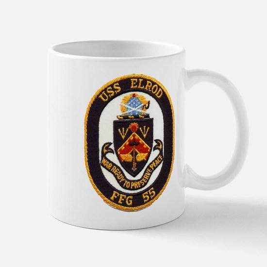 USS ELROD Mug