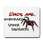 Spider Squishers Mousepad