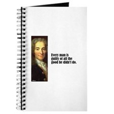 "Voltaire ""Guilty"" Journal"