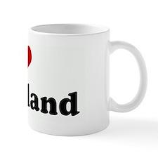 I Love Greenland Mug