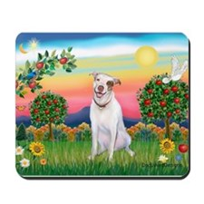 Bright Country / Pit Bull Mousepad