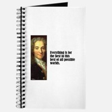 """Voltaire """"Best of All"""" Journal"""
