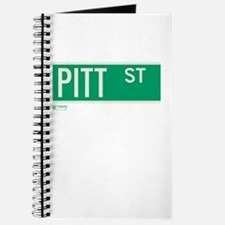 Pitt Street in NY Journal