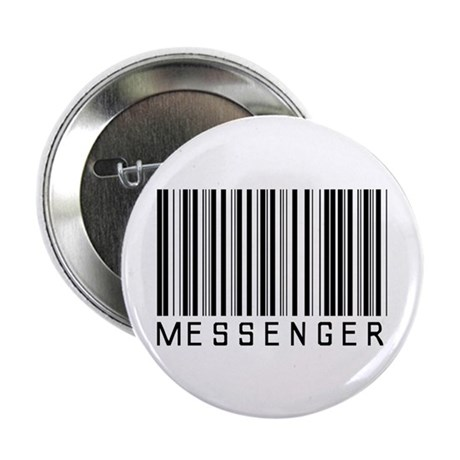 "Messenger Barcode 2.25"" Button (10 pack)"