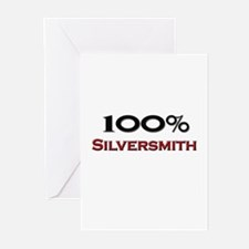 100 Percent Silversmith Greeting Cards (Pk of 10)