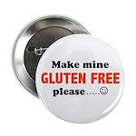 """gluten free 2.25"""" Button"""
