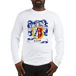 Knapp Family Crest Long Sleeve T-Shirt