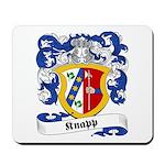 Knapp Family Crest Mousepad
