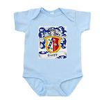 Knapp Family Crest Infant Creeper