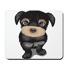Curious Pup Mousepad