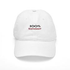 100 Percent Shipwright Baseball Cap