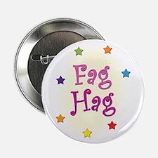 Fag Hag Button