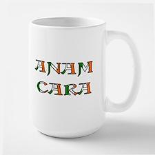 Anam Cara Tricolor 2 Large Mug