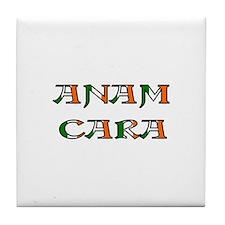 Anam Cara Tricolor 2 Tile Coaster