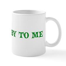 TALK DERBY TO ME Mug