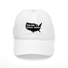 End The Nanny State Baseball Cap