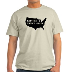End The Nanny State T-Shirt