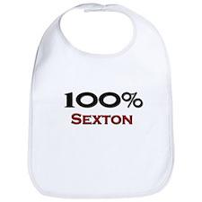100 Percent Sexton Bib