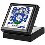 Koehler Family Crest Keepsake Box