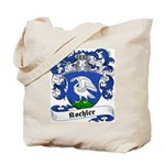 Koehler Family Crest Tote Bag