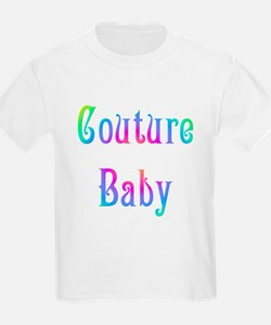 Couture Baby T-Shirt