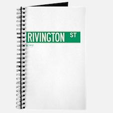 Rivington Street in NY Journal