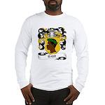 Kopp Family Crest Long Sleeve T-Shirt