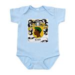 Kopp Family Crest Infant Creeper